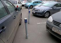 Парковки в Москве будут строить над дорогами?