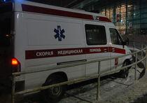 В Пятигорске взорвался автомобиль и загорелся рынок