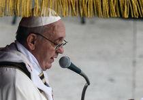 Франциск сэкономил на кольце Папы около $2000