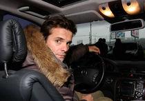 Актер Сергей Астахов пойман за рулем в пьяном виде