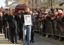 В МХТ уверяют, что никакой потасовки на похоронах Панина не было