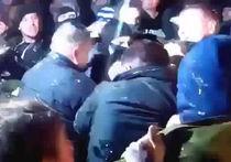 Помощники Олега Царева рассказали как кандидат себя чувствует после избиения
