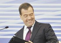Медведев отобрал у Дальнего Востока 11,8 млрд. рублей