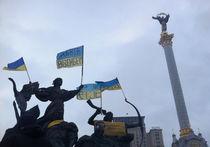 "Киев собрал ""миллионное"" вече: онлайн-трансляция с Евромайдана"