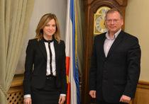 Няша Наташа уже наша. Генпрокурор Крыма Поклонская: «Не смотрю интернет!»