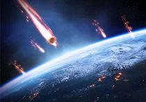 Россиян с начала следующего года будут предупреждать о падении метеоритов на Землю