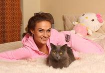 Алена Водонаева официально развелась