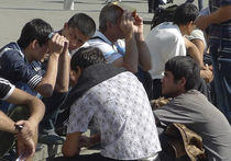 Нелегалов выгонят из Сочи за два месяца