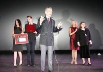 Маргарита Терехова получила первую награду на родине