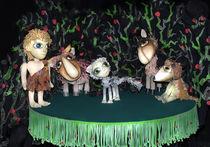 Детские театры теряют юрлицо