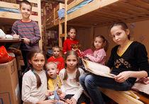 В Москве начали голодовку многодетные семьи
