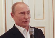 Путин, Путин, Путин и Собчак