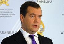 Медведев объяснил мировым СМИ, как надо поддерживать Сирию