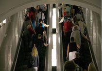 Пассажиры снова столкнулись с проблемами на Сокольнической линии подземки