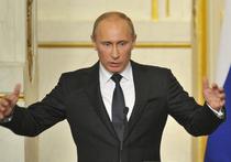 Владимир Путин — лидер оппозиции