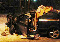 Девушку, покалеченную авто с мигалкой,  не считают потерпевшей