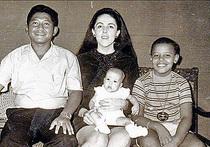 Обама вернулся в страну детства