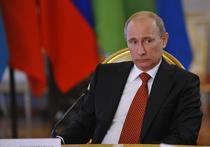 Самый обыкновенный Путин