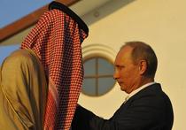Путин прочитал об обысках в газете