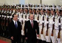 """""""Сесе"""", — сказал китайцам Путин"""