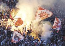 Фанат, показавший свастику на матче «Спартака», попался со «складом» фашистской атрибутики