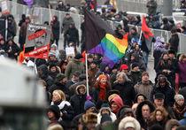 В гайд-парках столицы не разрешат проводить гей-парады