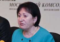 Алла Джиоева: «Победители не устраивают Майданов»