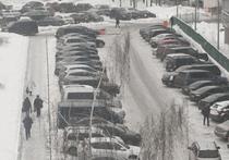 Замороженные стройки заполнят автомобилями