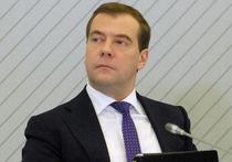 Медведев Дмитрий ответил в школе на «четверочку»
