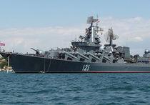 Россия направила корабли к берегам Газы