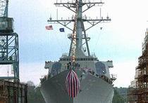 Американский эсминец «Дональд Кук» примут в Черном море по стандартам Холодной войны