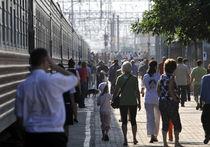 РЖД приостанавливает продажу билетов на Украину