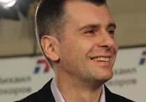 Почему Прохоров не будет голосовать на выборах мэра Москвы