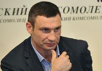 Кличко Януковичу не товарищ