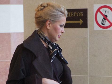 Евгения Васильева осталась под арестом