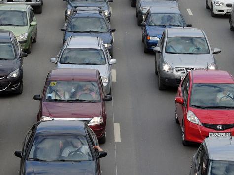 Автомобилистов не пустят на 3-ю Хорошёвскую улицу