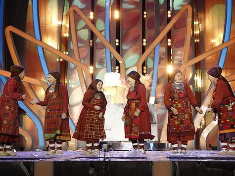«Бурановские бабушки» стали на «Евровидении» первыми после Швеции