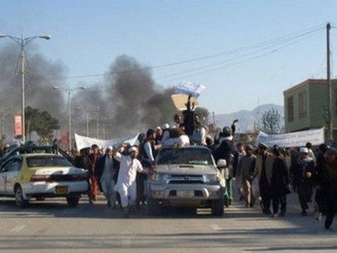 Афганистан на пороге религиозной войны