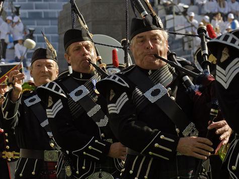 Шотландия не хочет отделяться