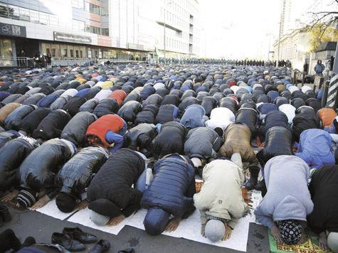 В мечети все спокойно