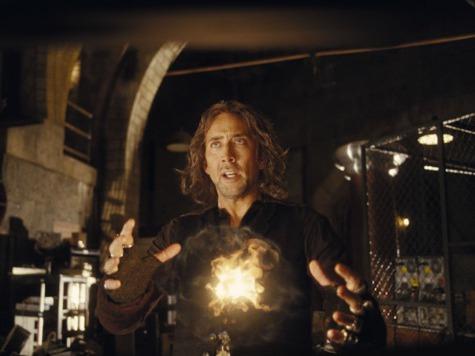 Николас Кейдж открывает курсы магии