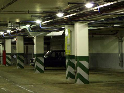 Убийца встретил адвоката на подземной парковке