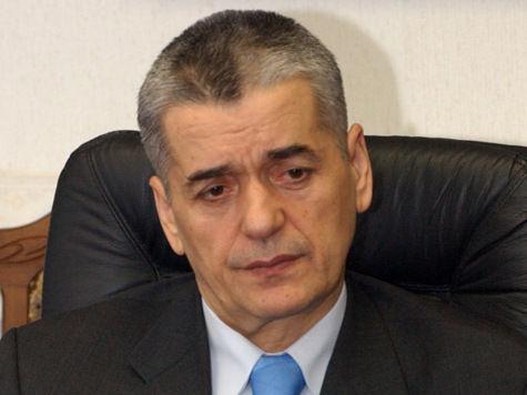 Онищенко назначен помощником Медведева