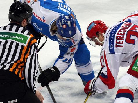 Сумасшедший матч в Петербурге завершился со счетом 7:4