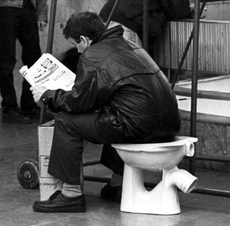 Общественные туалеты обретут связь с внешним миром