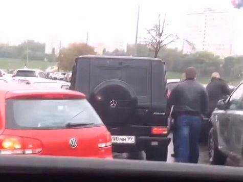 Охранников «наглого кортежа» арестовали на 12 суток