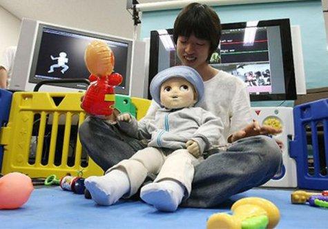 Специалисты из университетов Токио и Осаки создали нового робота