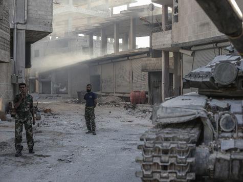 Химическое оружие Сирии едет обратно в Ирак?