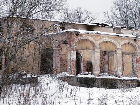 Музеи открыты на ремонт