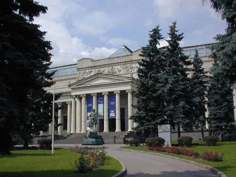 Тайную историю МВД покажут в Пушкинском музее